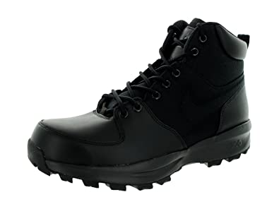 Nike Men s Manoa Black Black Black Boot 7.5 Men US 17055ff52d