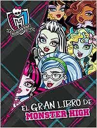 Monster High. El Gran Libro de Monster High: Amazon.es