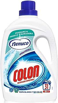 Colon Nenuco - Detergente para Lavadora, adecuado para ropa ...