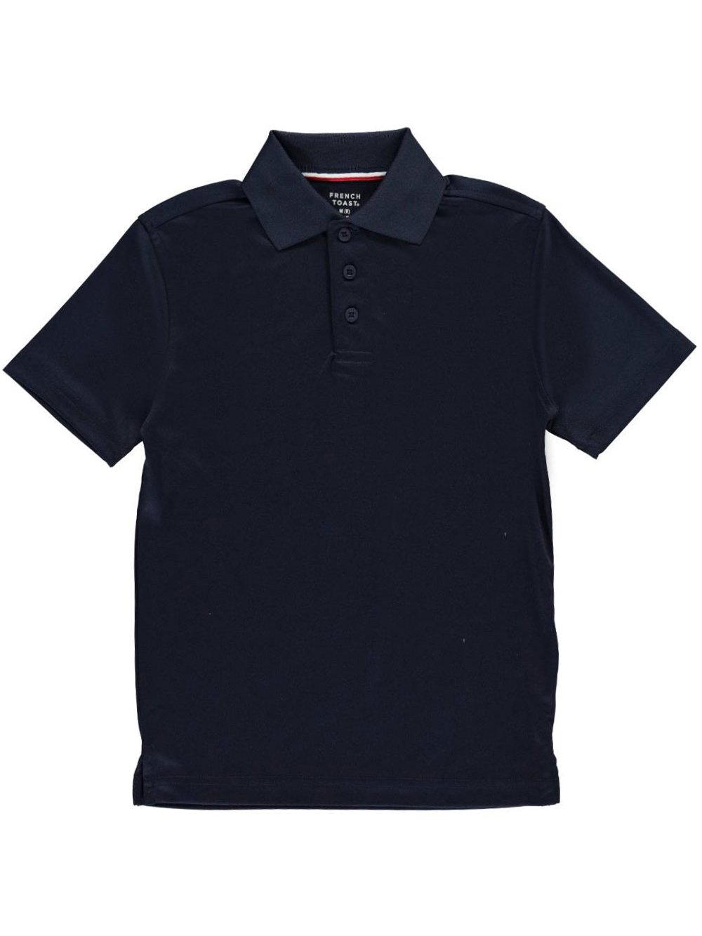 French Toast Little Boys' Moisture Wicking Performance Polo 4-5