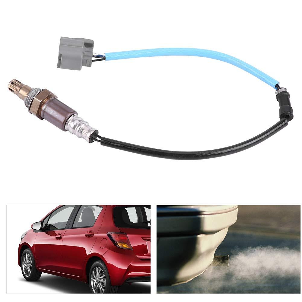 O2 Oxygen Sensor Cuque Front Upstream Air Fuel Ratio Lambda Sensor for Honda Accord 2003 2004 2005 2006 2007 2.4L L4 36531-RAA-A01 36531RAAA01 36531-RAA-A02 36531RAAA02 Direct Fit Replacement Part