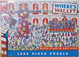 Where's Wally - Having a Ball in Gaye Paree - 1000 piece puzzle