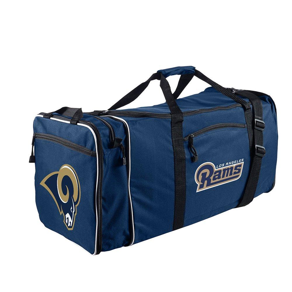 上品なスタイル amirshay, Inc Los Los Angeles B07C6D6LC3 Rams NFL Stealダッフルバッグ(ネイビー) (2 - Rams Pack) B07C6D6LC3, アジガサワマチ:1b129be5 --- efichas.com.br