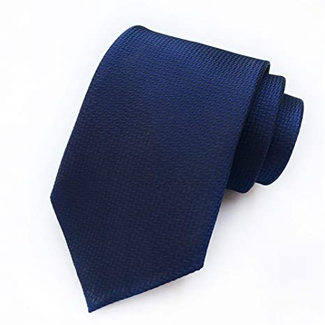 Zjuki corbata Corbata a Rayas Marrones 8 cm. Mostrar Informal de ...