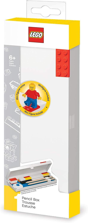 LEGO- Set de Estuche con Mini Figura (IQ Hong Kong LTD 1105452610): Amazon.es: Juguetes y juegos
