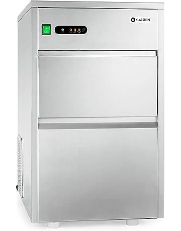 Klarstein Powericer XXL Máquina industrial para hacer hielo • Fabricadora de cubitos de hielo • 25
