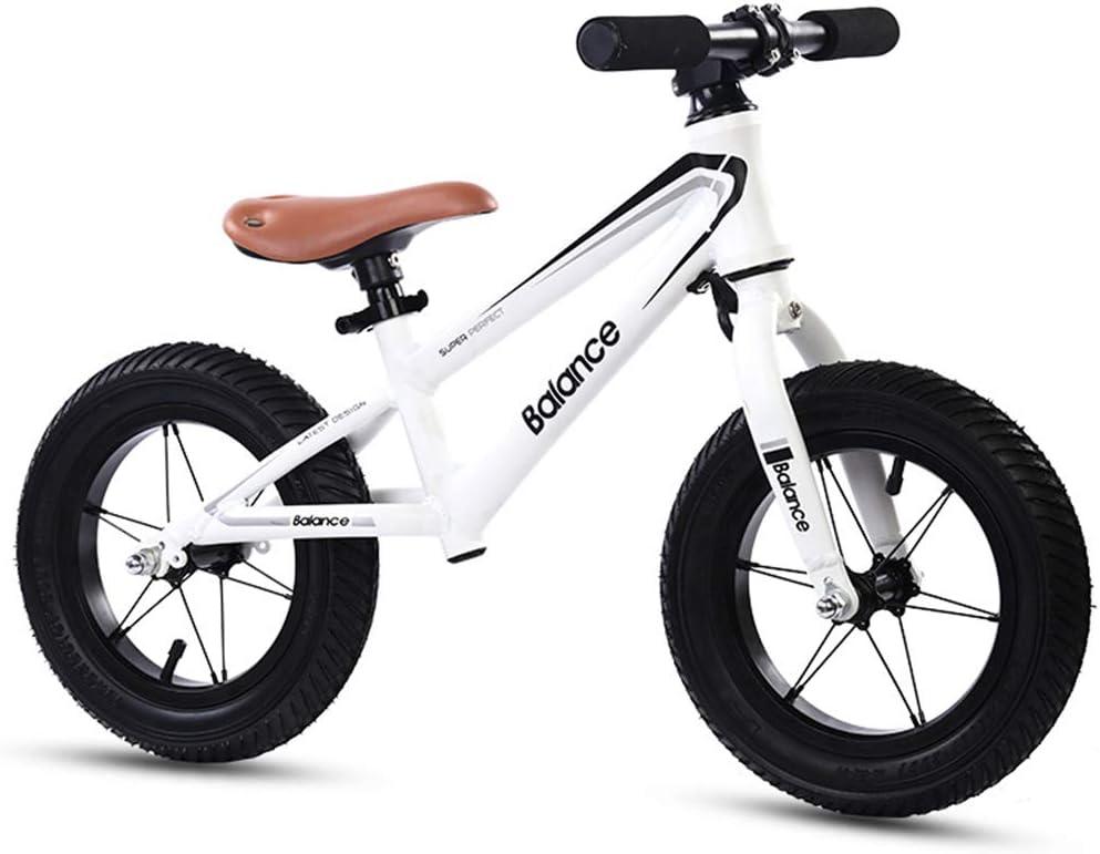 Aon-Mx Kids Balance Bike Children'S Balance Auto Export, nicht Pedal Bicycle, Walker, Birthday Gift, Yo, 2 zu 6 Years alt 12 Inch