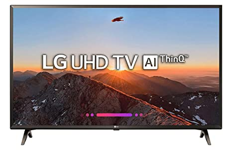 LG 108 cm 4K UHD LED Smart TV 43UK6360PTE  Amazon.in  Electronics 30ddbc329351