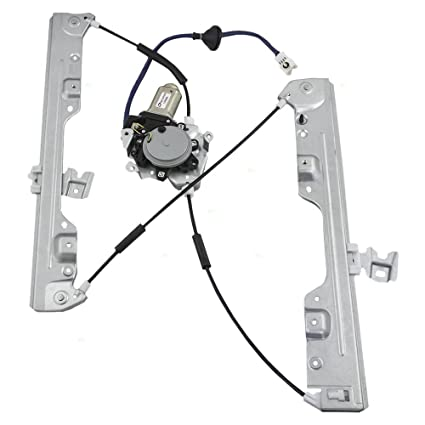 Amazon Com Drivers Front Power Window Lift Regulator With Motor