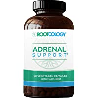 Rootcology Adrenal Support, 90 Capsules, by Izabella Wentz Author of The Hashimoto's Protocol