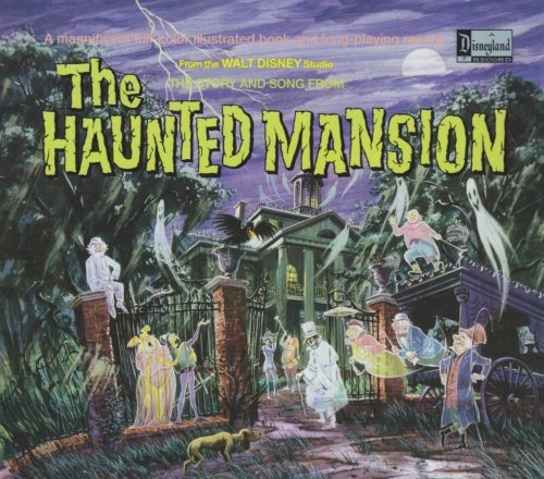 The Story And Song From The Haunted Mansion]()