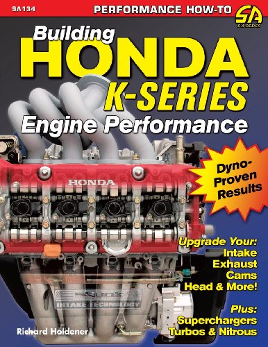 Building Honda K-Series Engine Performance (Performance How-to)