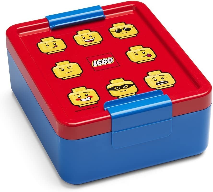 LEGO Lunch Box Iconic, Green