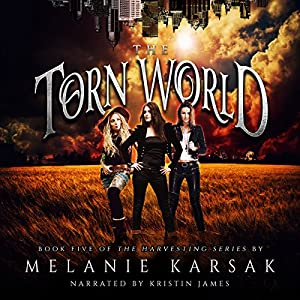 The Torn World Audiobook