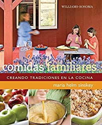 Comidas Familiares/ Family Meals (Spanish Edition)