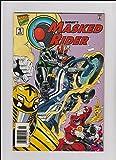Saban's Masked Rider #1 Newsstand Edition