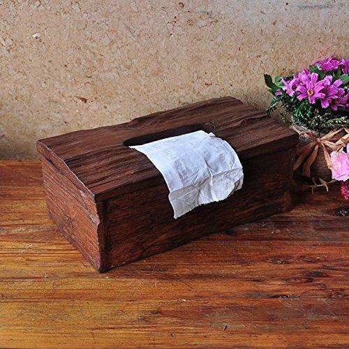 XBR-Speicher-Box XBR massivholz Haushalt Ornamente, Ländliche Kreative Karton, der Holz - Papier - Box