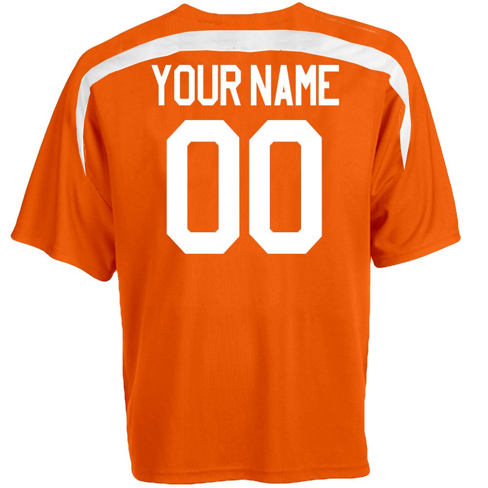 Amazon Custom Netherlands Soccer Jersey Personalized With Your