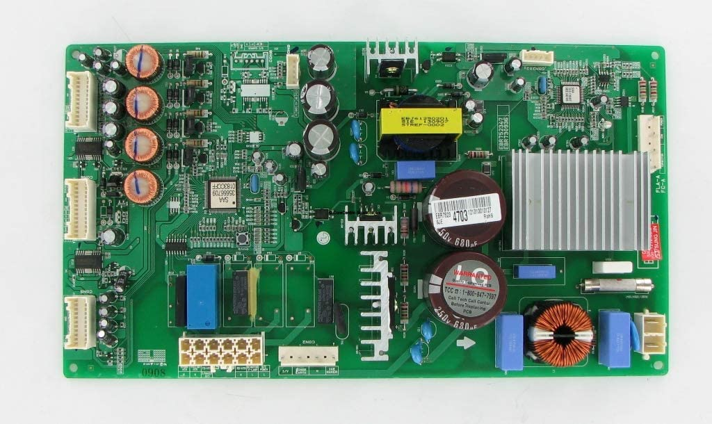 LG/Kenmore EBR75234703 Refrigeration Main PCB Assembly