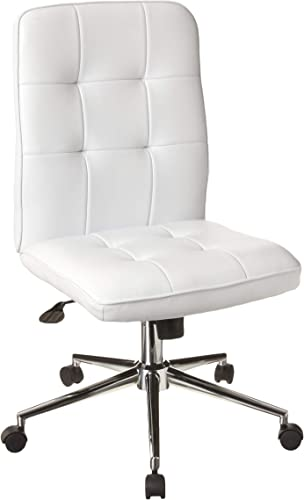 Boss Office Products Mellennial Modern Home Office Chair without Arm
