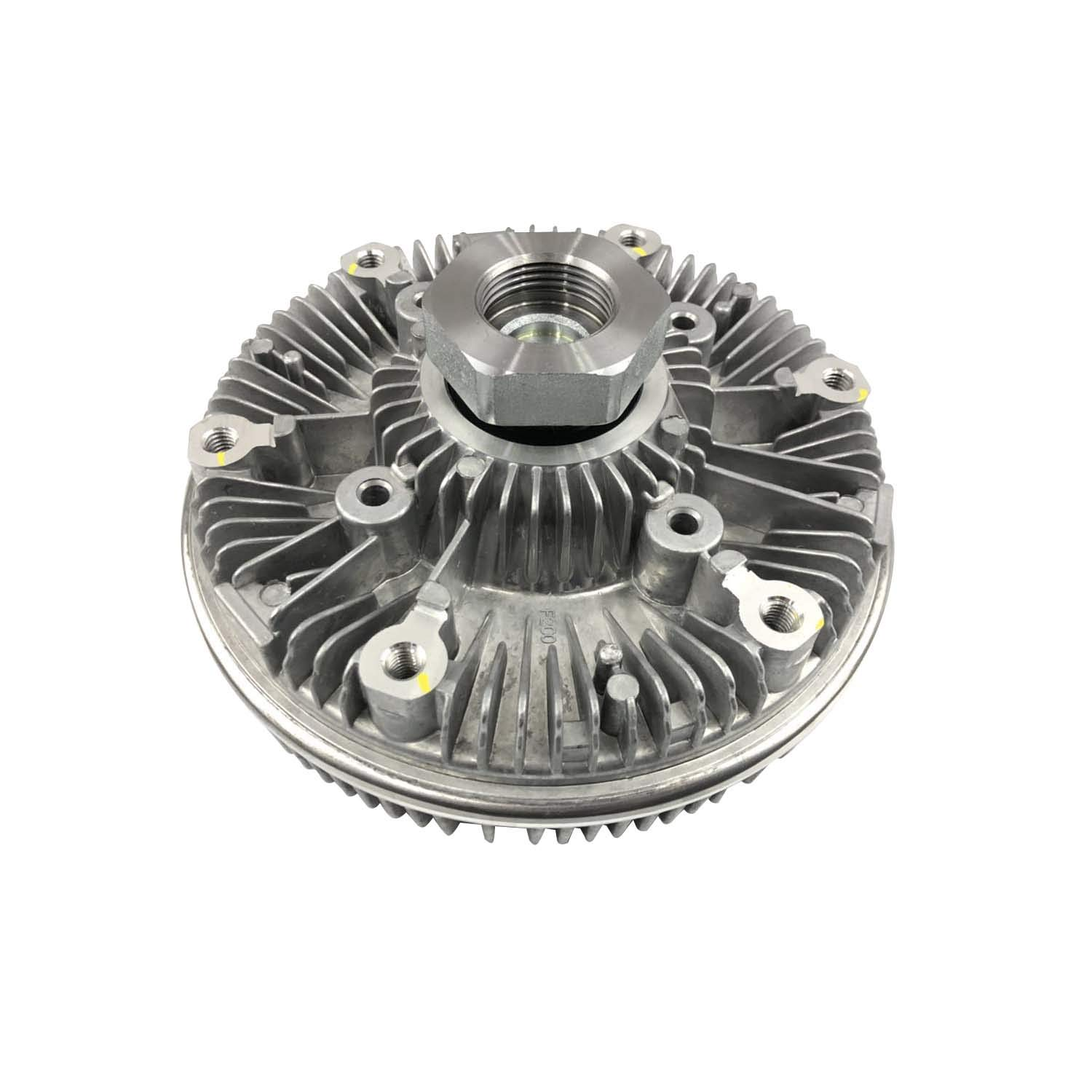 Engine Cooling Fan Clutch Radiator Fan Clutch for 2006 2007 2008 2009 2010 Chevy GMC Silverado 2500 3500 HD//Classic Sierra 2500 3500 HD Classic LS LT LTZ SL SLE SLT WT V8 6.6L Replace# 2850