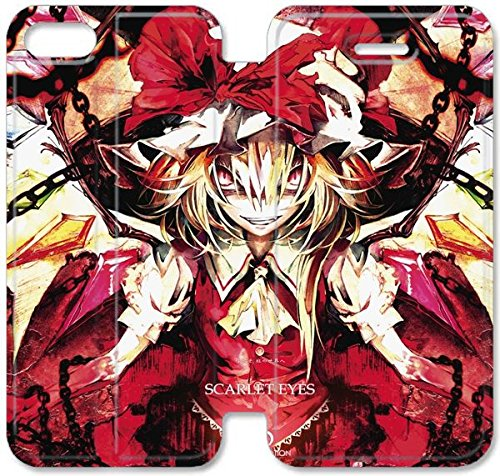 Klreng Walatina® Coque iPhone 6 6s Plus de 5,5 pouces Coque cuir Akira L8H4Oq