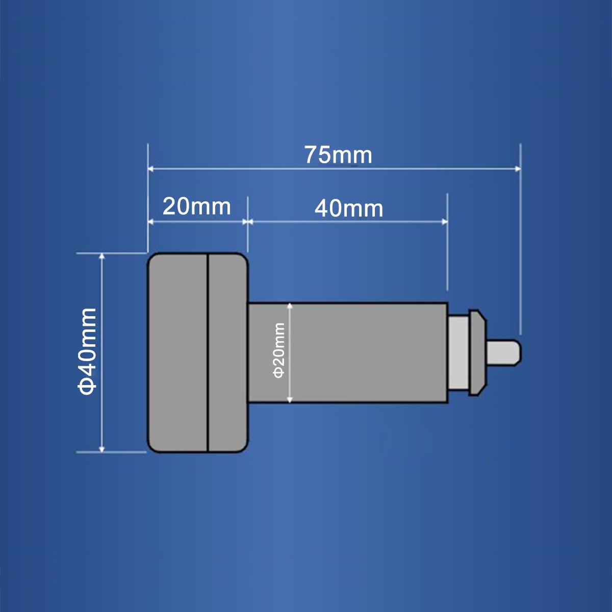 DROK Car Cigarette Lighter Plug Voltmeter and USB Charging 2in1 ...
