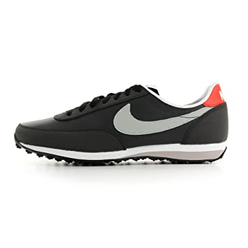 Nike Schuhe Herren Elite leather si Blackbs grey wlf gry lt