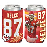 NFL Kansas City Chiefs Can Cooler 12 oz. Travis Kelce Limited Can Koozie