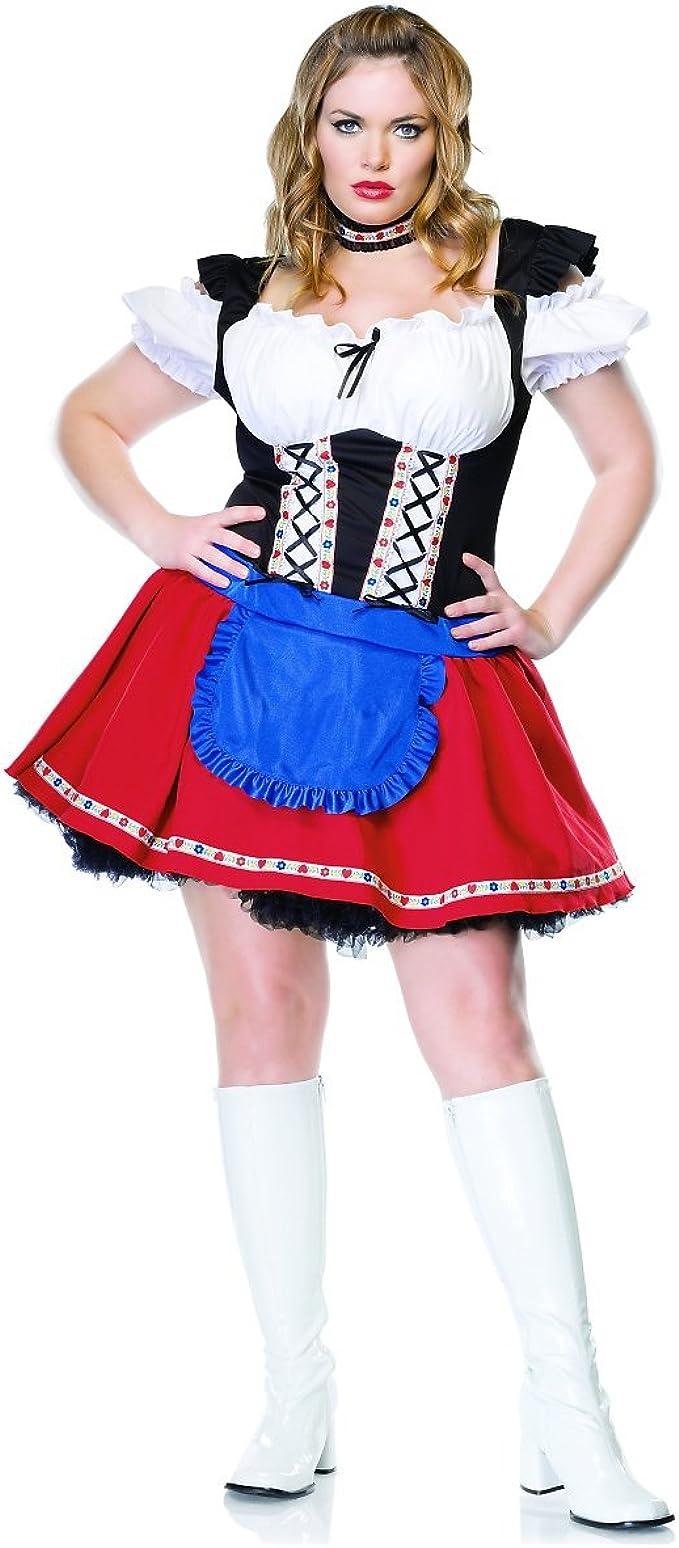 Frisky Frauline Oktoberfest frauline costume