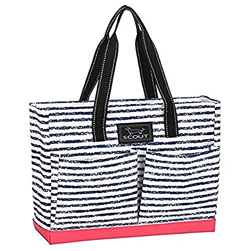SCOUT Uptown Girl Tote Chalk