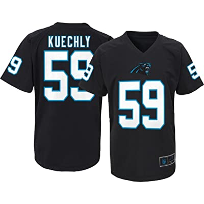 the best attitude b7ccd d5cac Luke Kuechly Carolina Panthers Fashion Performance Youth ...