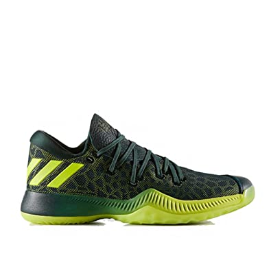 35607526b998 adidas Harden B E Shoe - Men s Basketball 11.5 Yellow Green Night