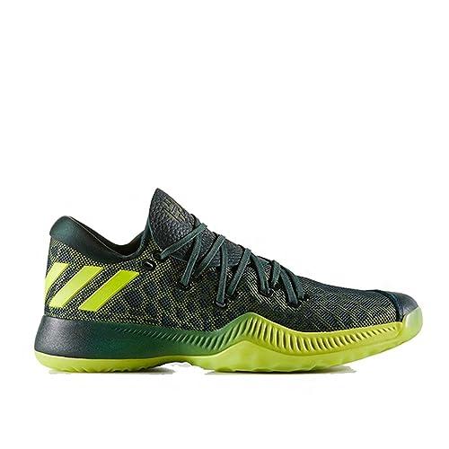 huge selection of ba154 6967c Adidas Harden B E Shoe Men s Basketball 12 Yellow-Green Night