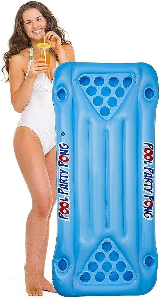 Fiesta en la piscina inflable Salón de la piscina Juguete para la ...