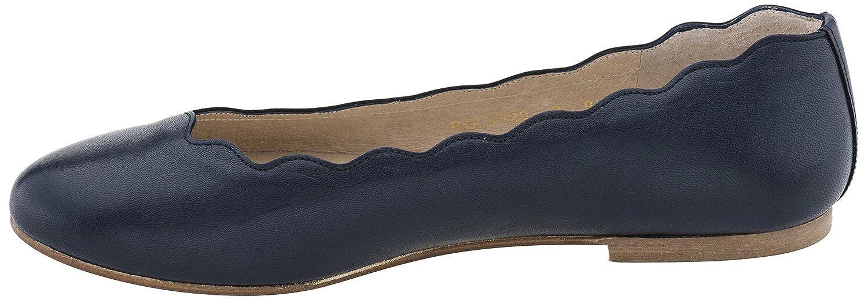 French Sole FS//NY Womens Jigsaw Ballet Flat