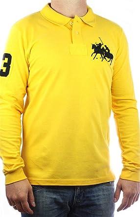 Polo by Ralph Lauren Big Pony Dual Match Camisa de Polo de los ...