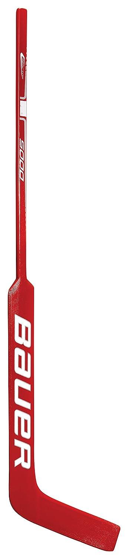 BAUER Goal Stick Wood Reactor 5000 - Junior Left 21' red, Bauer Goaliebiegung:P31 1046417