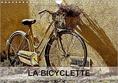 En ligne téléchargement La Bicyclette 2016: Tableaux de Peinture Numerique sur le Theme de la Bicyclette pdf