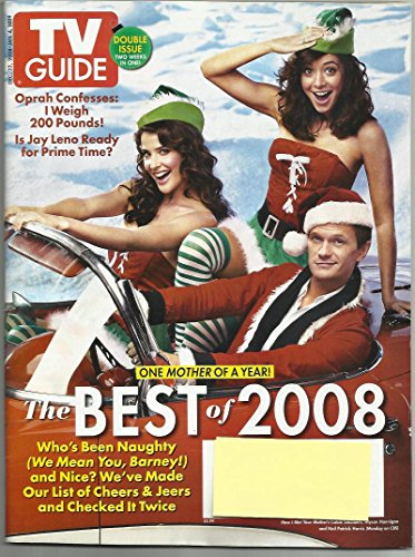 TV Guide How I Met Your Mother Double Issue December 22, 2008 - January 4, 2009 from TV Guide