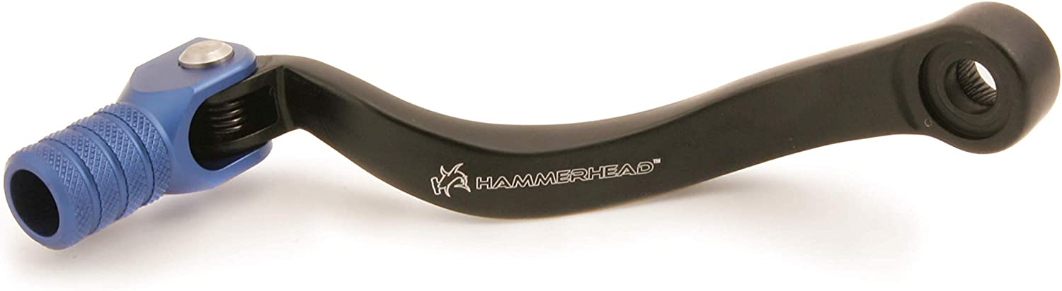 Hammerhead CNC Billet Shift Lever - with size//color options type-0763 compatible with Husqvarna FC//FE//FX bikes