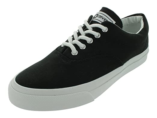 75365e5b9d60 Converse Men s Skidgrip CVO OX Casual Shoes 7.5 Men US (Black ...