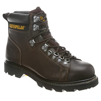 Caterpillar Alaska FX - Mens Work Boot - Espresso Espresso - 5 Medium