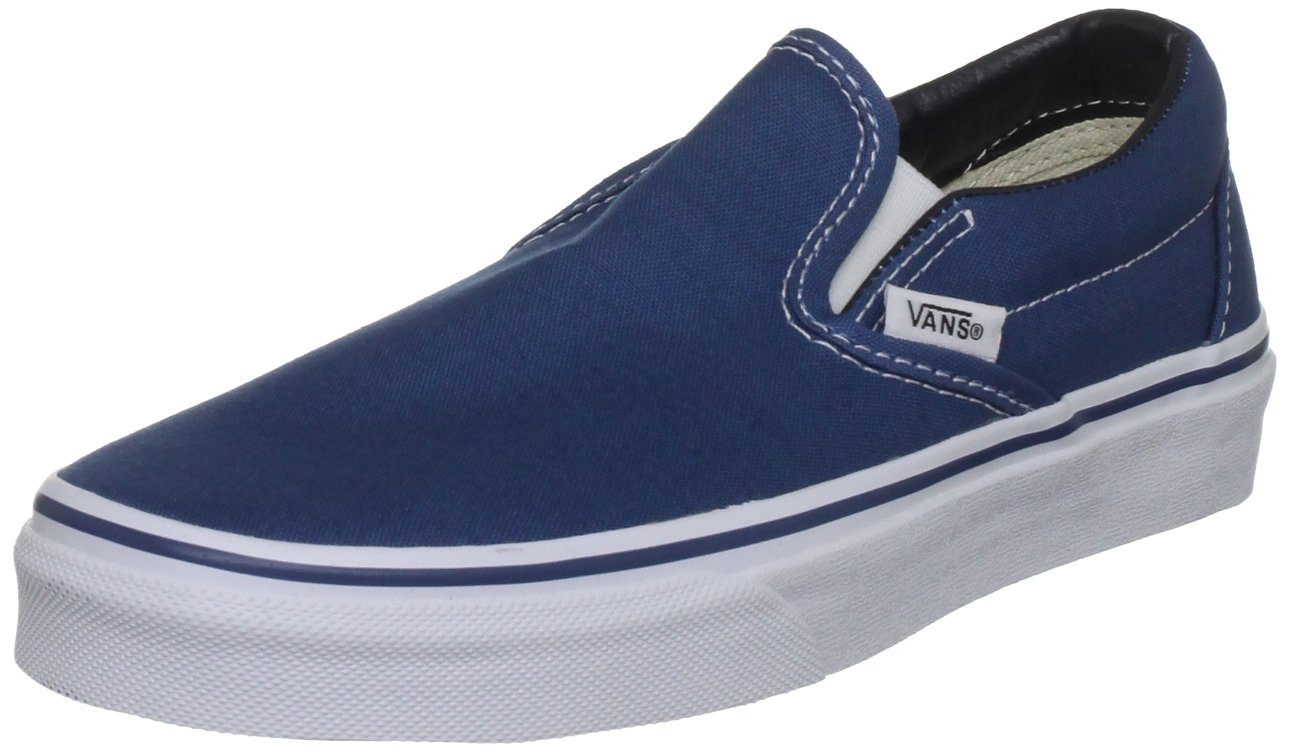 [バンズ] VANS VANS AUTHENTIC VEE3 B000K7EOC8 9.5 B(M) US Women / 8 D(M) US Men|ネイビー ネイビー 9.5 B(M) US Women / 8 D(M) US Men