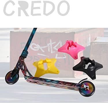 CREDO Sports Stunt Scooter Stand fit Most Scooter for 95mm to 120mm Scooter Wheels