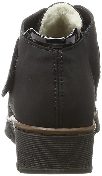 Womens 537h3 Boots, Black, 3.5 UK Rieker