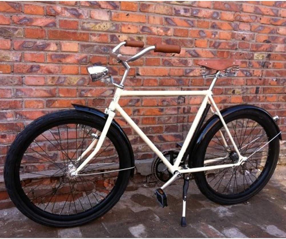 Fanale anteriore per bicicletta J-ouuo impermeabile per mountain bike con visiera super luminoso vintage
