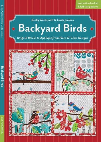 backyard bird quilts - 2