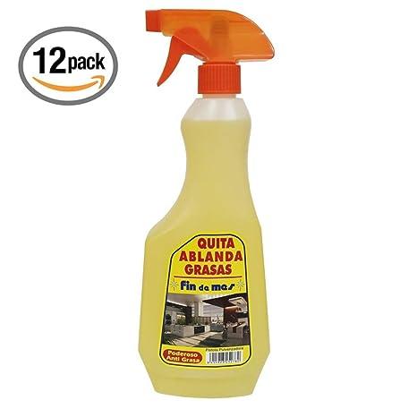 Envio 24h 12x 1L Desengrasante Spray Usos:Azulejos, Acero ...