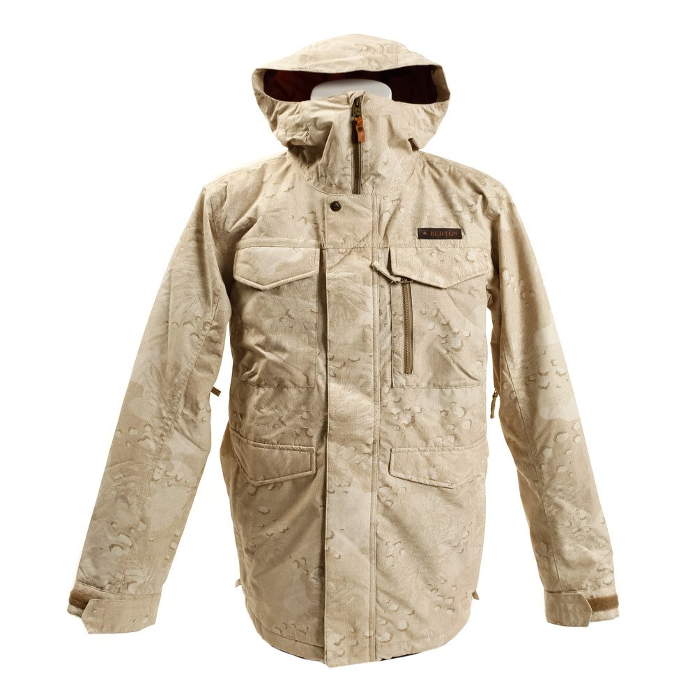 Burton(バートン) MB COVERT JACKET メンズコバートジャケット B01MF5EKQK  HAWAIIN DESERT JPN Large
